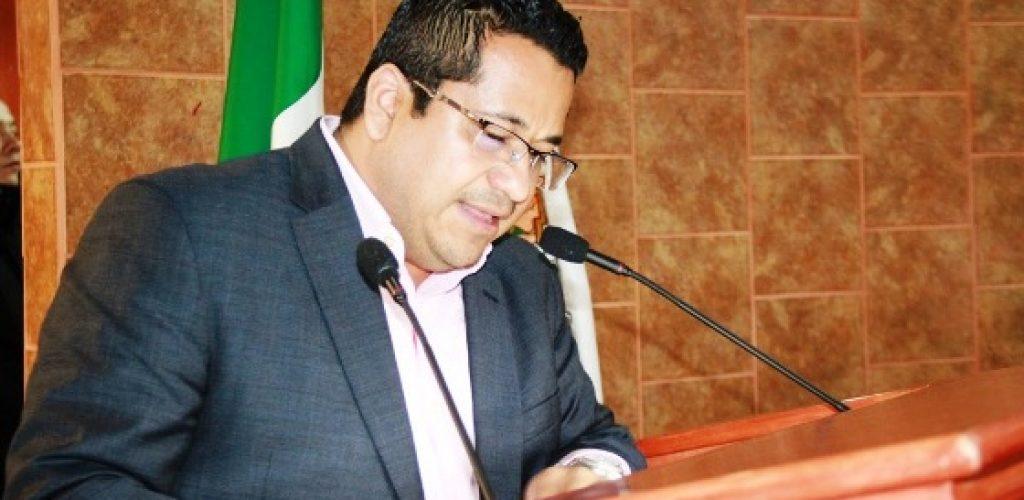 Exhorta diputado Benjamín Gómez al Poder Ejecutivo a que publique decreto 538 en el Periódico Oficial del Estado