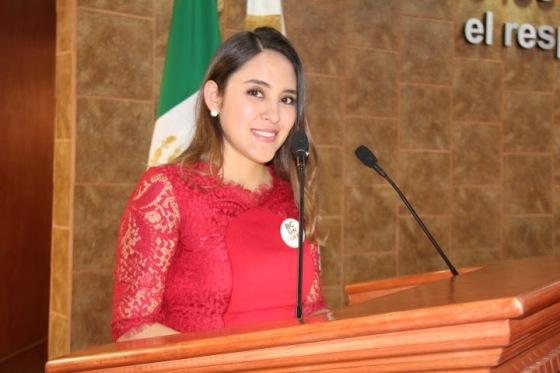 Presenta diputada Ríos iniciativa para facultar al Ombudsman Local para que pueda presentar iniciativas de ley