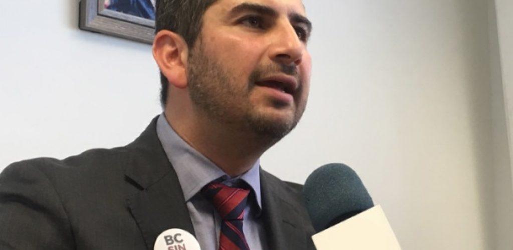 BC hace historia con eliminación del fuero: Arregui Ibarra