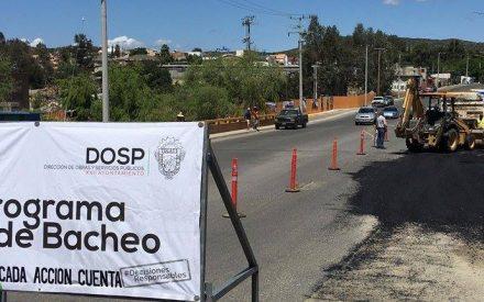 Bachean principales avenidas de Tecate