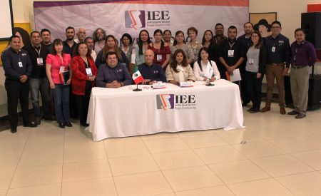 Continúa IEEBC abriendo espacios de diálogo con los ciudadanos