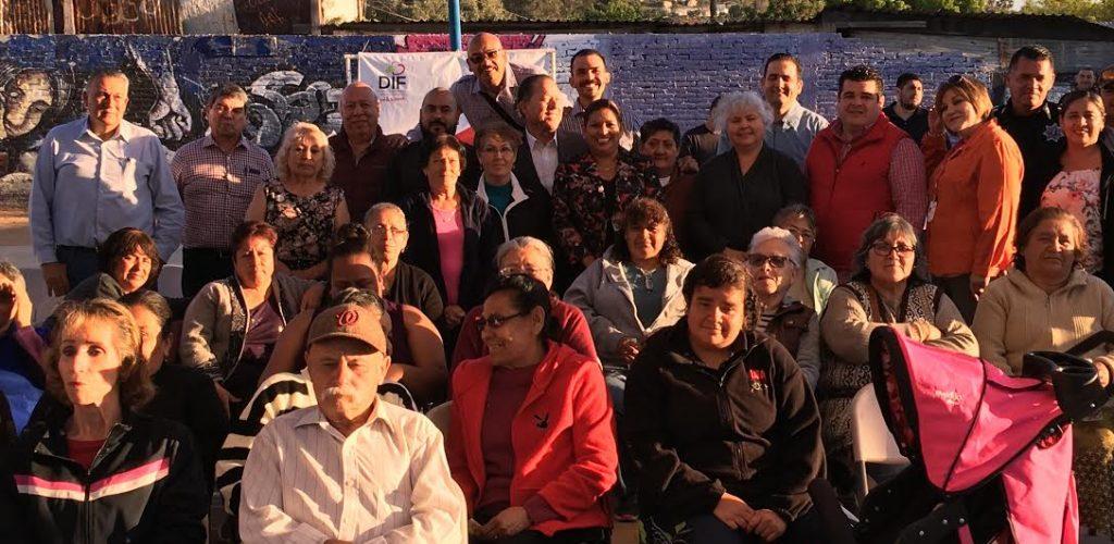 Rehabilitarán canchas de Infonavit Loma Alta