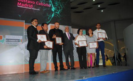 Entrega Foro de Periodistas Primer Premio Nacional