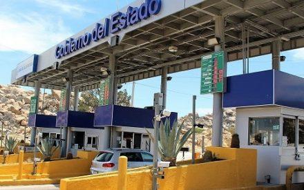 Aumenta tarifa de peaje en la autopista Centinela – Rumorosa