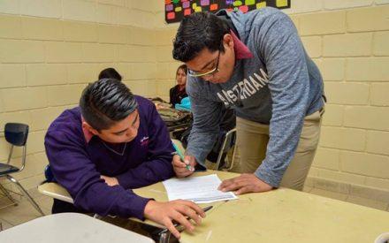 Invita Gobierno del Estado a cursos para examen de admisión a preparatoria