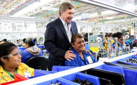 Mantiene tendencia a la alza el empleo en Baja California