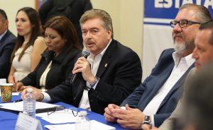 Refrenda Gobernador Francisco Vega compromiso en la atención a migrantes