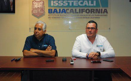 Pensionados y jubilados deben firmar nómina en oficinas de ISSSTECALI