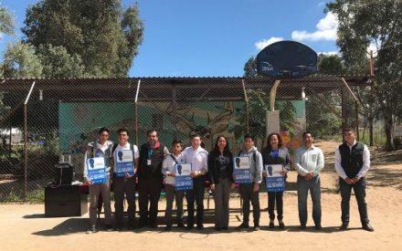 Entregó Gobierno del Estado becas de transporte en apoyo de 115 jóvenes de Tecate