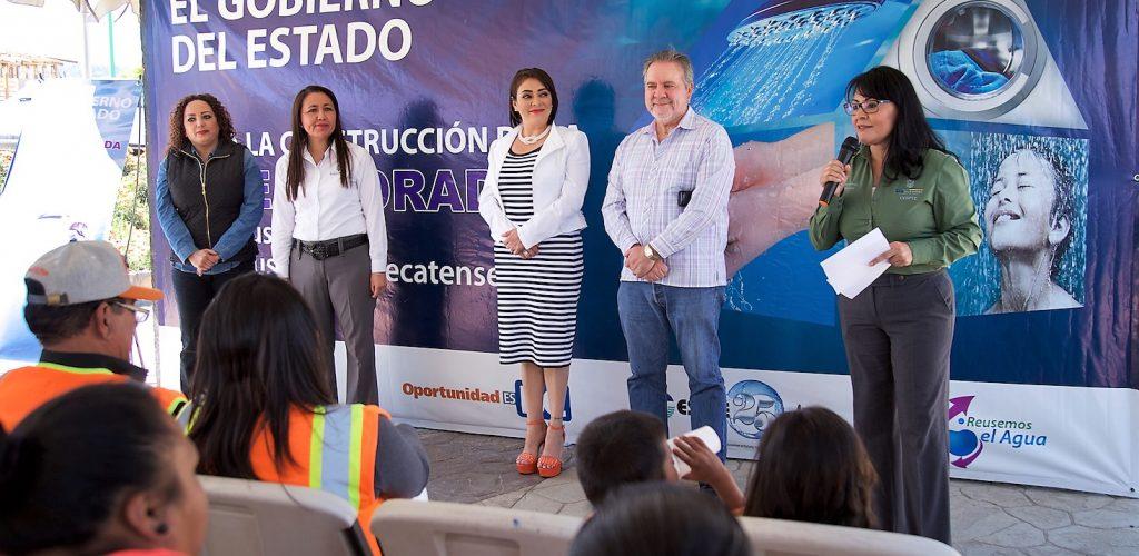 Inicia construcción de la Línea Morada en Tecate