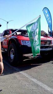 Reporta Gobierno del Estado saldo blanco tras exitosa carrera Score Baja 250