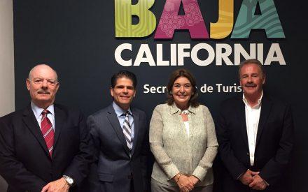Recibe Gobierno del Estado a la embajadora de Colombia en México