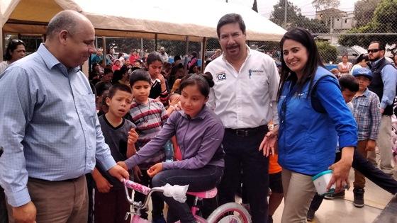 Realiza Gobierno del Estado evento del día del niño en beneficio de menores rosaritenses