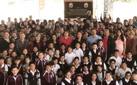 Difunden historia de México en Tecate