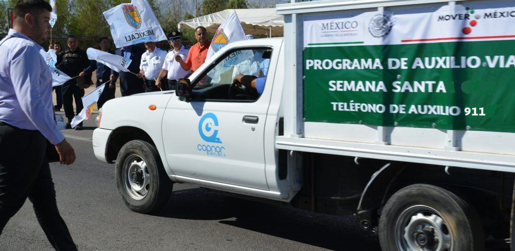 Prepara operativos la SCT para periodo vacacional de Semana Santa 2017