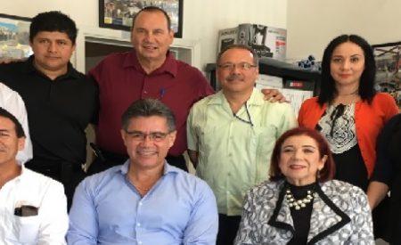 Eligen a Juan Manuel Hernández como presidente del CCSPBC