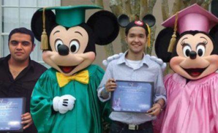 Podrán cimarrones hacer prácticas profesionales en Walt Disney World