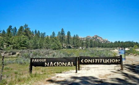 Emite recomendaciones Parque Nacional Constitución de 1857