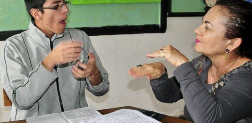 Impulsan asociaciones civiles Ley de Educación para sordos