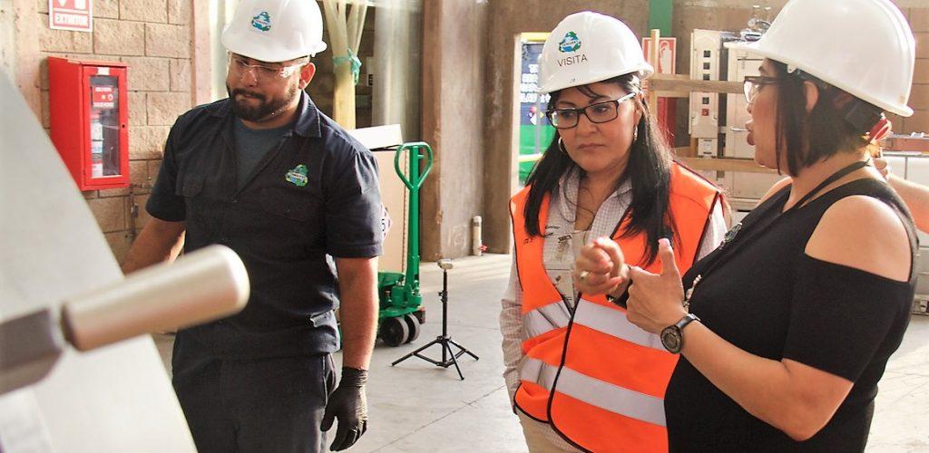 Promueven reúso de aguas tratadas entre sector industrial de Tecate