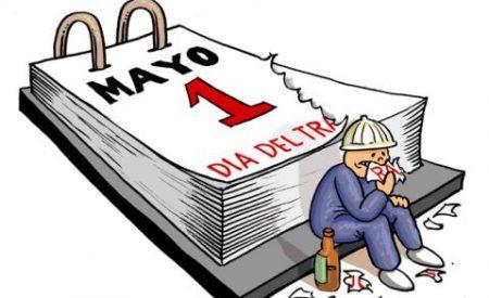Suspensión labores en Gobierno del Estado el 1 de mayo