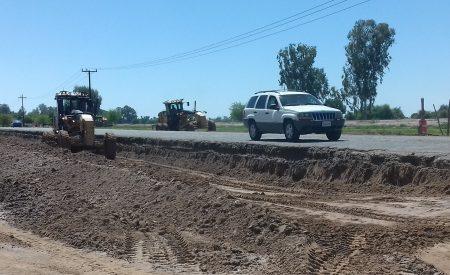 Arrancan trabajos de modernización del tramo carretero Murguía- Estación Coahuila