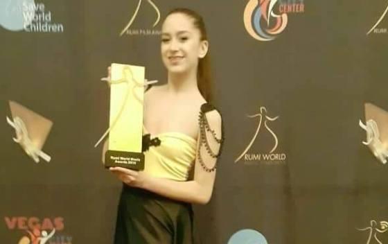 Miranda Mendi joven tijuanense de apenas 14 años de edad, va como invitada especial a la Semana de la Moda en Cannes, a raíz de haber obtenido el Primer Lugar a Nivel Mundial en los World Dance Awards 2016.