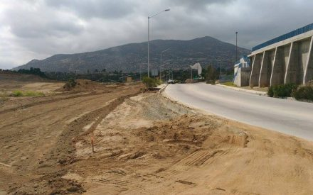 Inicia GOBBC obras en Tecate anunciadas por Gobernador