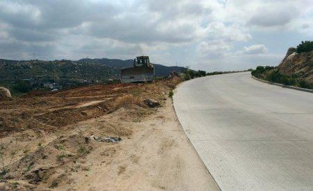 Invierte GOBBC más de 200 mdp en infraestructura vial en Tecate