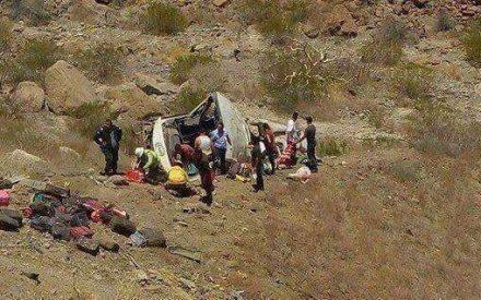 """Un deceso y 42 normalistas de Tijuana heridos en la """"Cuesta del Infierno"""""""