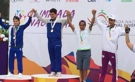 Finaliza tenis de BC con tres medallas de plata