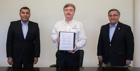 Suscribe Gobernador Francisco Vega convenio con CFE para garantizar subsidios de Energía Electrónica 2017