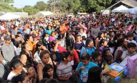 Celebra Gobierno de Tecate el Día del Niño con Granja Interactiva