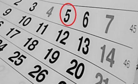 Inhábil  viernes 5 de mayo en Gobierno del Estado