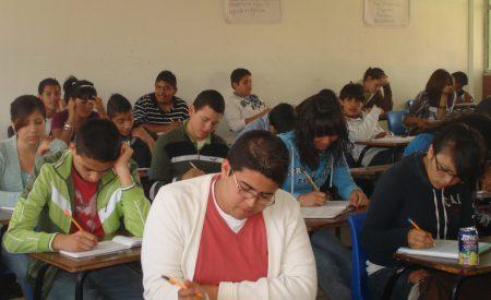 Impartirán curso para examen de admisión en Conalep