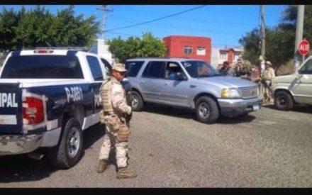 Fortalecerá Grupo de Coordinación esquemas de prevención en materia de seguridad en Tecate