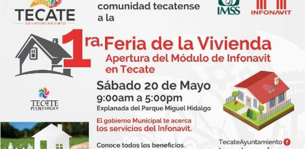 Se realizará la Primera Feria de la Vivienda en el Pueblo Mágico