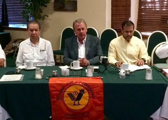 Fortalece Gobierno del Estado vinculo con representantes de la sociedad civil de Tecate