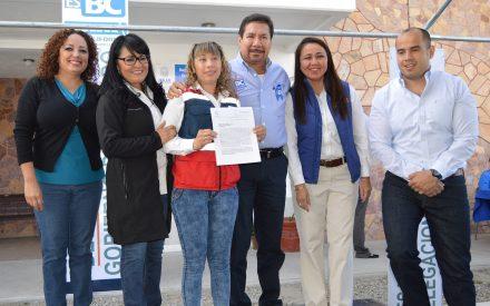 Condonan pago de agua a 49 osc´s de Tecate