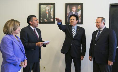Bladimiro Hernández Díaz nuevo secretario de Planeación y Finanzas