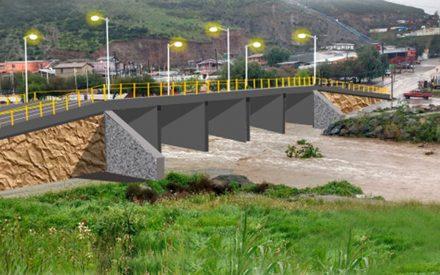 Cierre de bulevar Las Torres y cruce con el Río Tecate