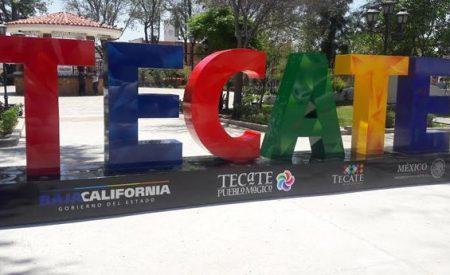 """Tecate """"Pueblo Mágico"""" logra posicionarse ante el turista de la región: SECTURE"""