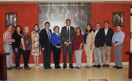 Nombra Gobierno del Estado a Othón Casillas Ángel como Rector de la UTT