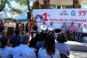 Feria de la Vivienda con la visión de crear entornos sustentables