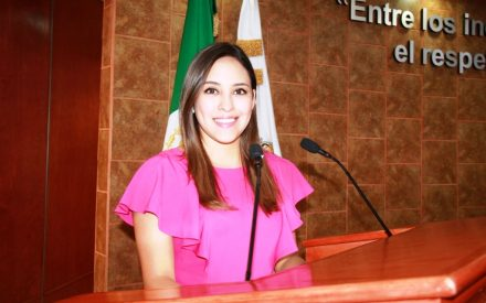 Propone diputada Patricia Ríos reforma a Ley de Juventud