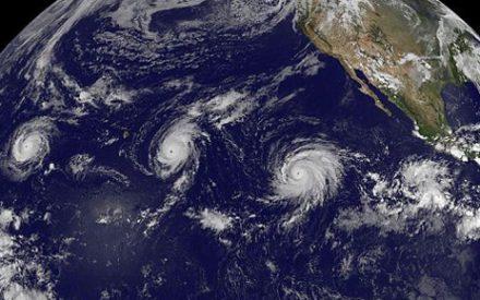 Pronostican 16 ciclones para el Pacífico; BC vulnerable a ser impactada
