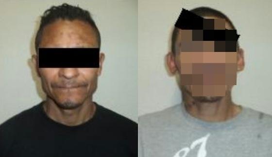 Aprehende la Policía Ministerial del Estado en Tecate a dos sujetos, uno por robo con violencia y otro por violencia familiar