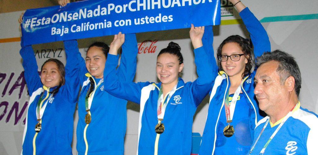Cierra BC con record mexicano en juvenil femenil