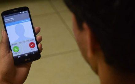 A la baja denuncias sobre extorsión telefónica en BC