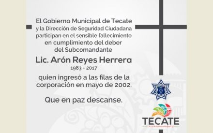 Gobierno Municipal de Tecate